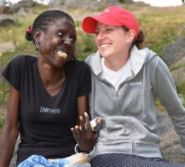 Living Room Is A Hospice In Kenya
