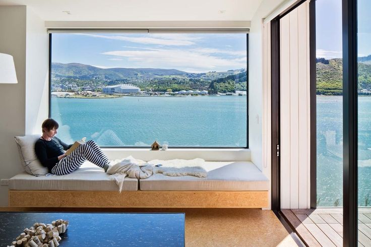 Dunedin House NZ by Kerr Ritchie Architecture and Landscape. Photo Paul McCredie.