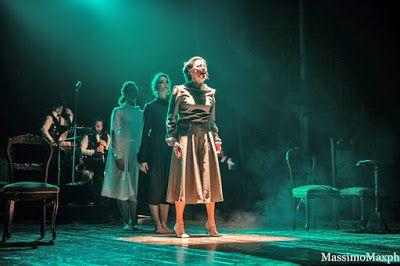 EDDA CIANO - al Teatro Comunale di Cagli
