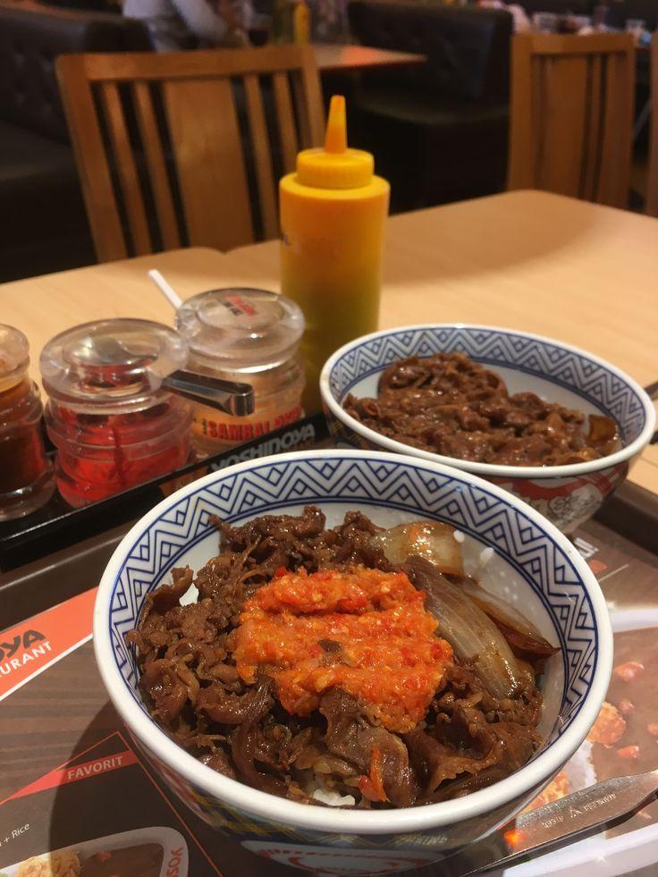Yoshinoya – tempemendoan