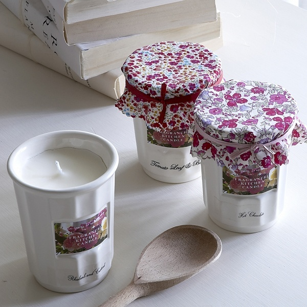 Scented Kitchen Candles