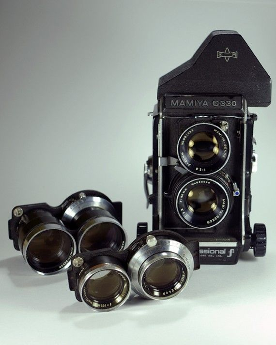 Wish List: Mamiya C330. TLR with interchangeable lenses.