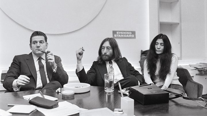 When Fred Goodman began working on a book about Allen Klein, former manager of the Beatles and the Rolling Stones, he knew he was taking on a figure many fans saw as a shady operator.