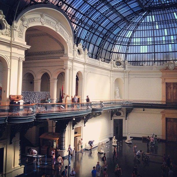 Museo Nacional De Bellas Artes en Santiago de Chile, Metropolitana de Santiago de Chile