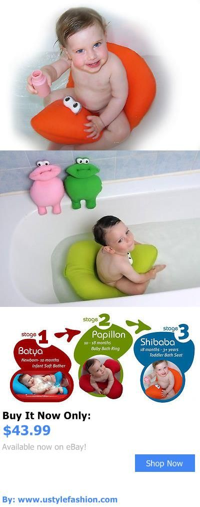 Baby Bath Tub Seats And Rings: New Shibaba Baby Babies Bath Tub Ring Chair Seat Seats Safety Bathing Support BUY IT NOW ONLY: $43.99 #ustylefashionBabyBathTubSeatsAndRings OR #ustylefashion