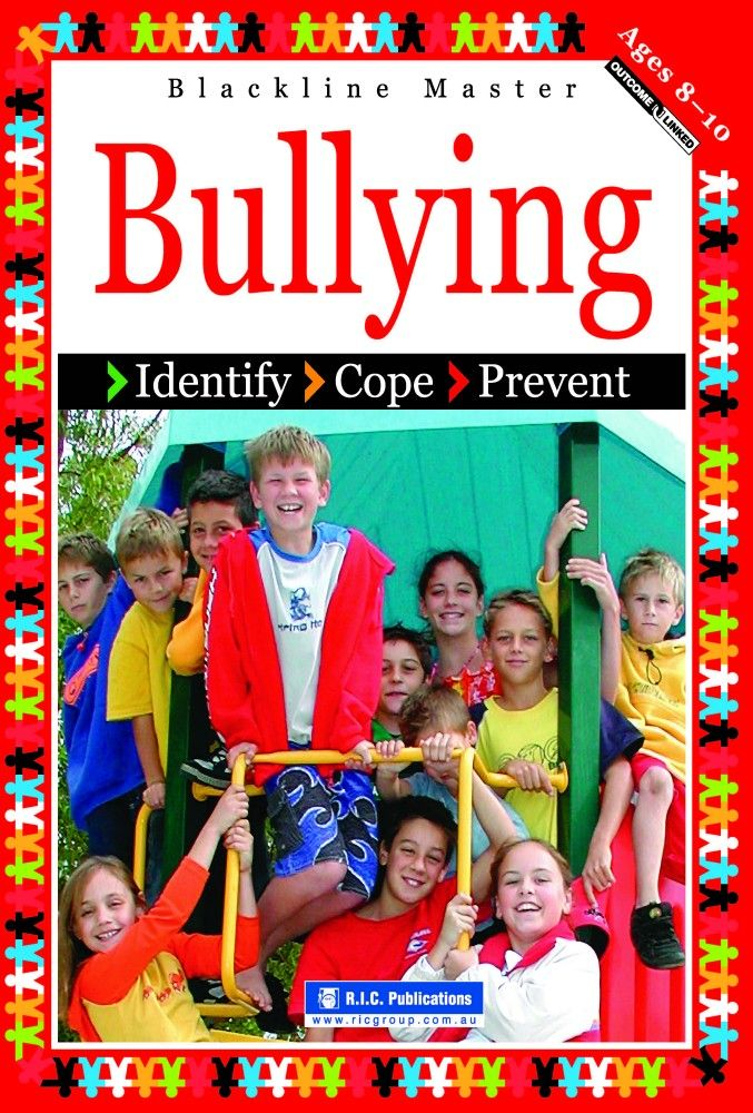| Bullying Ages 8-10_Page_01