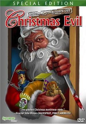 We Wish You a Scary Christmas: Christmas Horror Movies: Christmas Evil (1980)