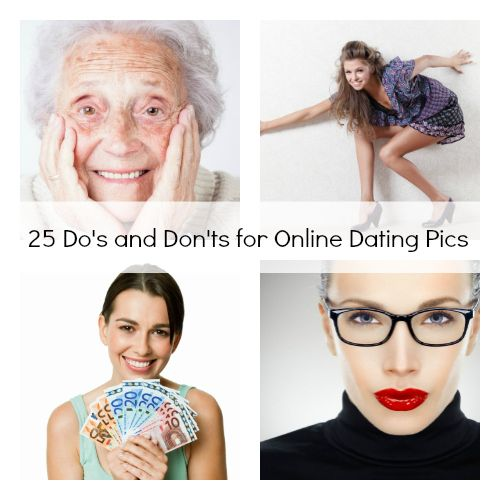 What not to do online dating profile pics