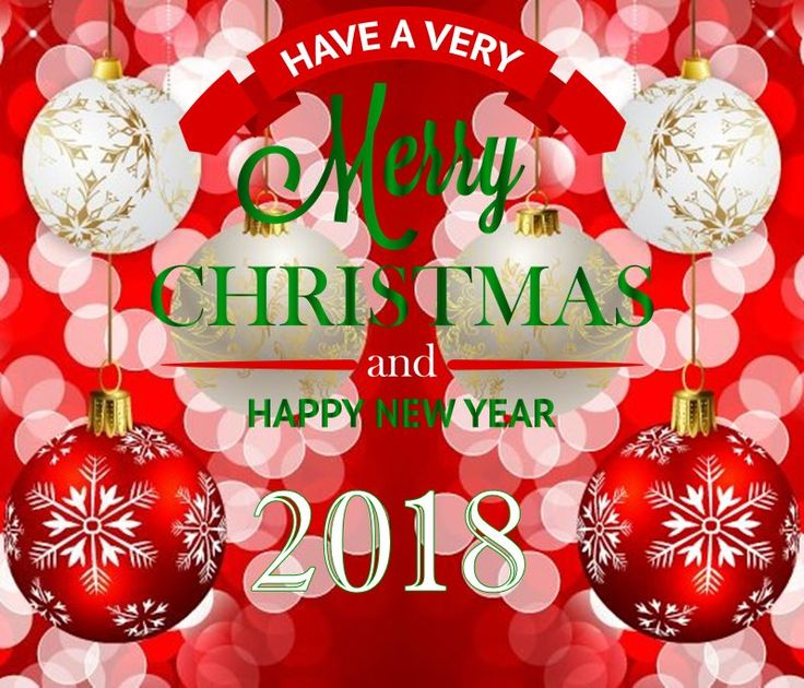 Merry Christmas And Happy New Year Wishes For Brother - Merry Christmas And Happy New Year Wishes Quotes Greetings Messages Images 2018