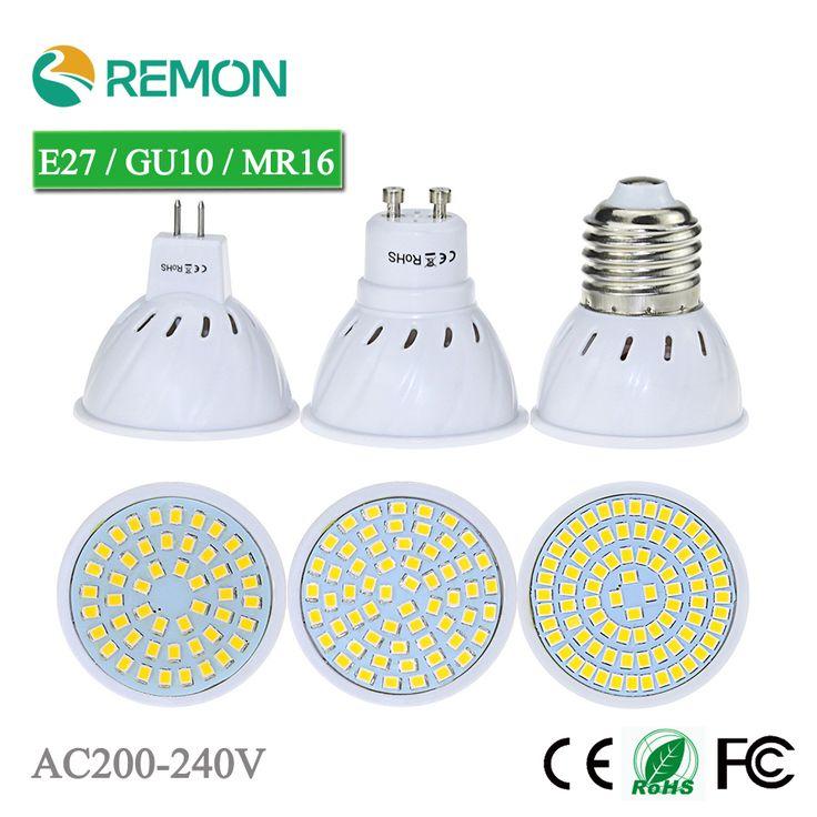 $1.43 (Buy here: https://alitems.com/g/1e8d114494ebda23ff8b16525dc3e8/?i=5&ulp=https%3A%2F%2Fwww.aliexpress.com%2Fitem%2FLED-Bulb-Lamp-E27-GU10-MR16-LED-Spotlight-220V-48led-60led-80led-SMD-2835-Lamparas-LED%2F32720091774.html ) LED Bulb Lamp E27 GU10 MR16 LED Spotlight 220V 48led 60led 80led SMD 2835 Lamparas LED 230V Spot Lamp lampada de led for just $1.43