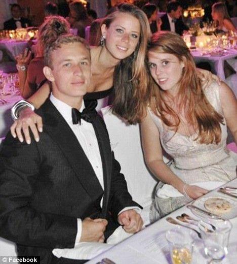David, Me, Princess Beatrice