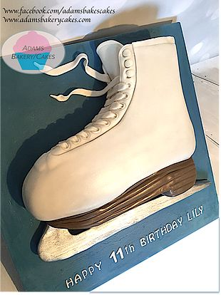 Cake Decorating Classes Sheffield : The 25+ best ideas about Ice Skating Cake on Pinterest ...