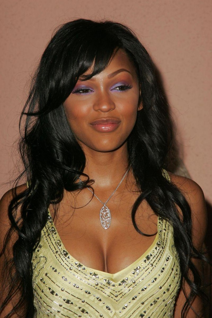 179 best meagan good images on pinterest short bobs low hair buns meagan good baditri Images