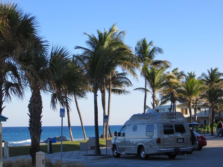 Camping Near Juno Beach Florida