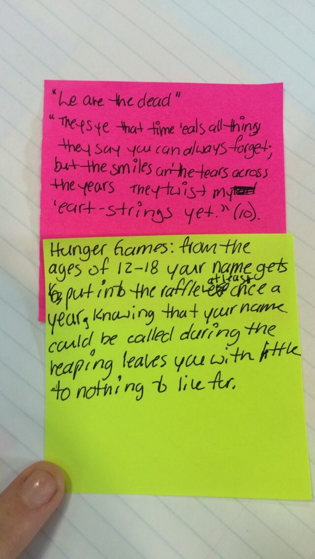 Persuasive essay literary term