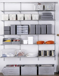 Garage Organizing Ideas - Storage Tips for the Garage at WomansDay.com - Woman's Day