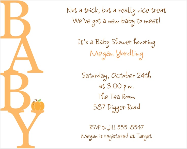 113 Best Halloween Baby Shower Ideas Images On Pinterest Baby