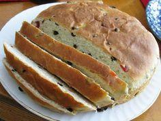 Julekake ~ Norwegian Christmas Bread. My hubby's family is Norwegian and makes this every year for Christmas!