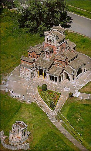 The Strange Church of Agia Fotini, Ancient Mantinea, Arcadia, Greece