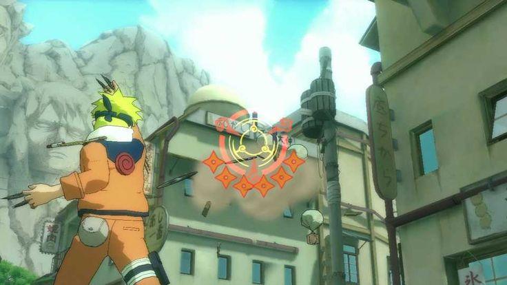 Naruto: Ultimate Ninja Storm (Game)