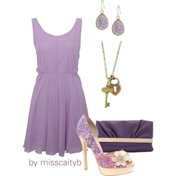 """Garden Party"" by misscaityb on Polyvore"