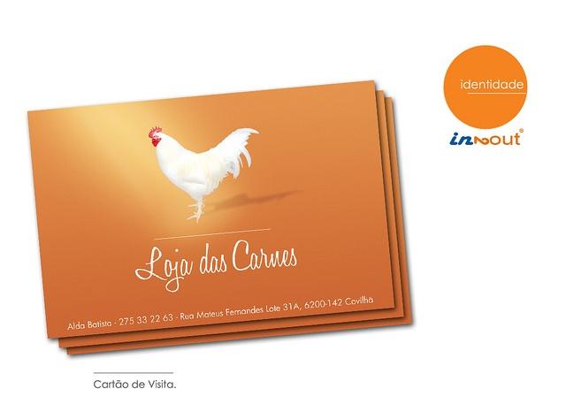 LojaCarnes  Graphic Design 2010