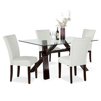 American Signature Furniture   Caravelle IV Dining Room 5 Pc. Dinette  $699.99 What If This