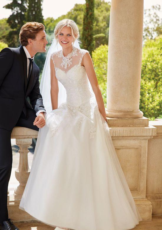 Trouwjurk Amersfoort.Trouwjurk Sincerity 44050 Art 29317 Valkengoed Wedding Fashion