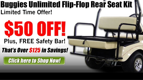 Golf Cart Accessories, Parts and Golf Carts from Buggies Unlimited | BuggiesUnlimited.com