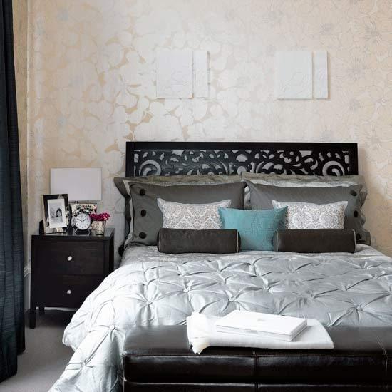 black-modern-bedrooms - Click image to find more Home Decor Pinterest pins: Decor Ideas, Bedroom Decor, Dream House, Bedroom Design, Master Bedroom, Black Modern, Modern Bedrooms, Bedroom Ideas