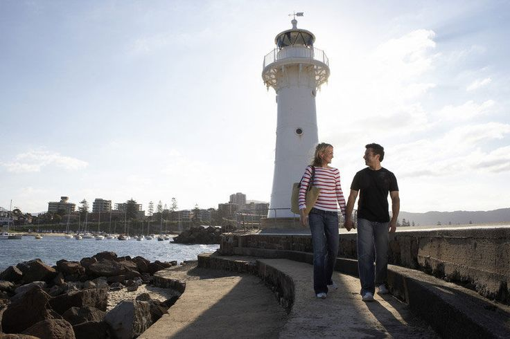 Wollongong Harbour #wollongong #nsw #travel