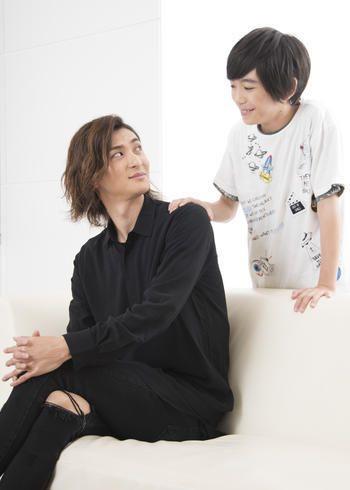 【その2】ミュージカル「黒執事」古川雄大×内川蓮生対談「古川さんと朝食をいっぱい食べたい」 - げきぴあ