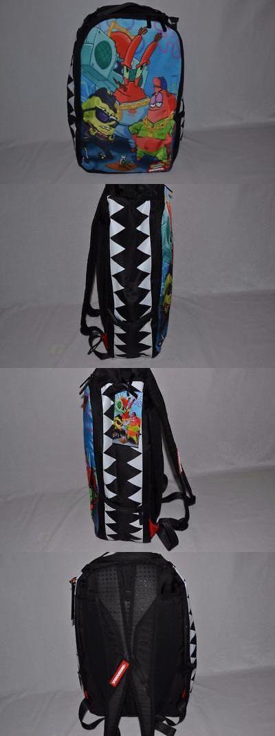 Day Packs 87122: Authentic Sprayground Spongebob Pant Boyz Backpack Bookbag Daypack Brand New -> BUY IT NOW ONLY: $70 on eBay!