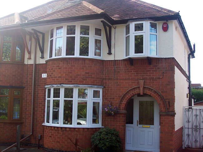 A Home Where Trust Can Emerge And You Live The Family Friends With Happy Upvc WindowsWindows