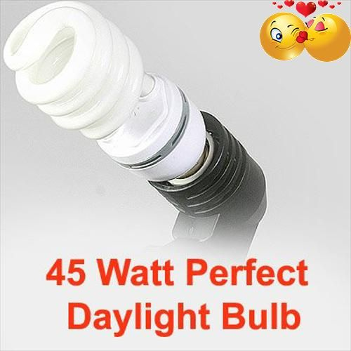 #savebig These are Compact Fluorescent Light (CFL) bulbs. Fits all medium-base E27/E26 sockets. Long lasting yet low #energy consumption.