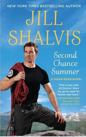 Second Chance Summer by Jill Shalvis A Jill Shalvis fan girl, this book did not disappoint Sassy and left her on a book high.