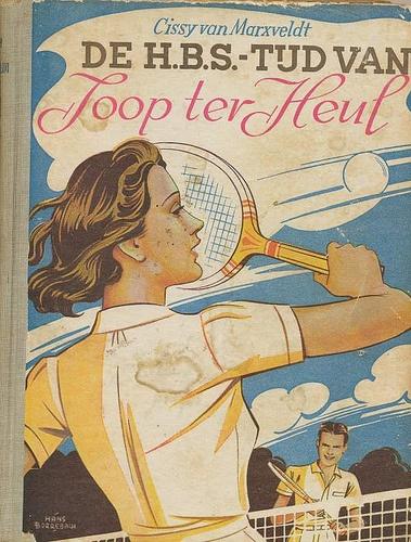 Joop ter Heul /Cissy van Marxveldt. Ik heb nog de hele serie. Enige boeken!
