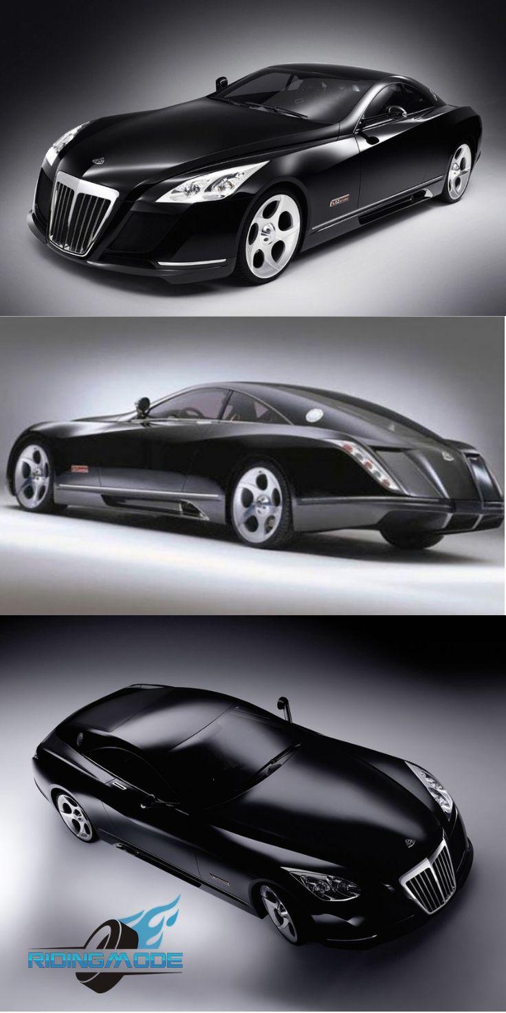 Maybach Exelero – The $8 Million Dollar Car!! – Mercedes Maybach