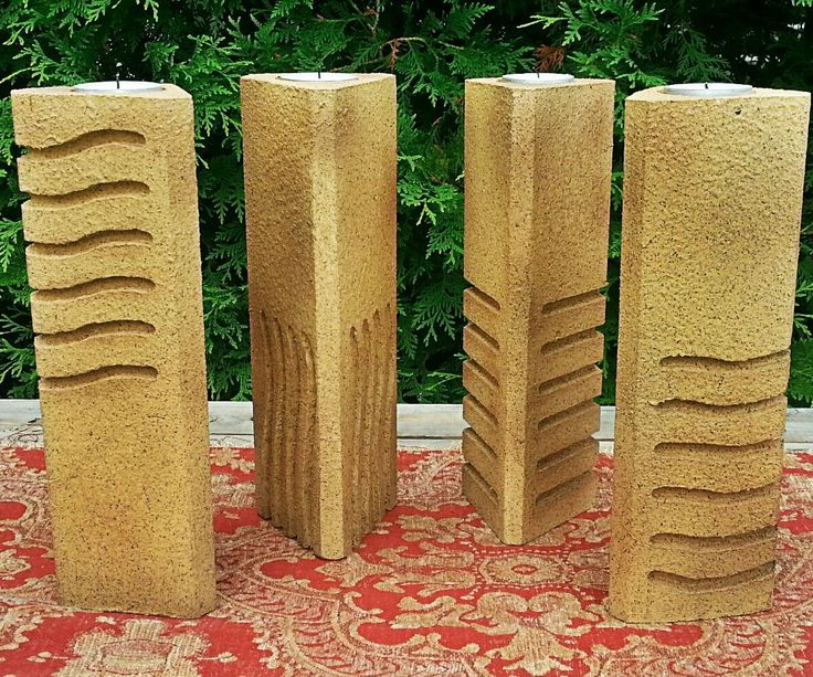 how to make a quarz pillar