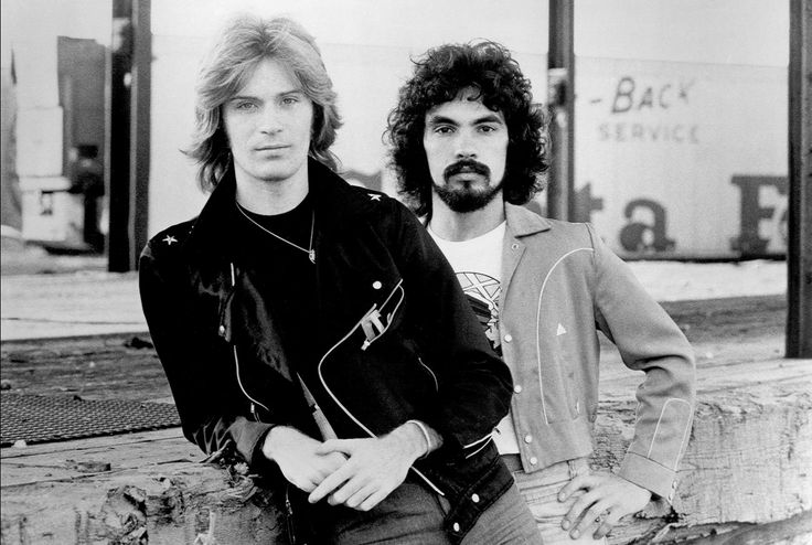 Hall & Oates  Photo by Michael Ochs Archives/Getty Images