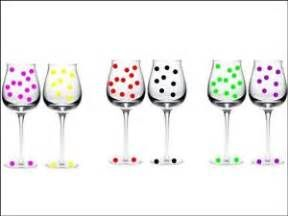 Search Stickers to decorate wine glasses. Views 21328.