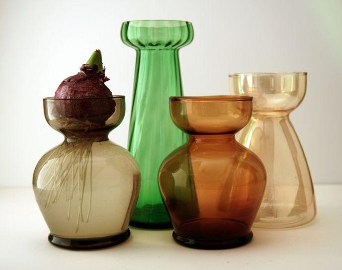hyacinth vase - Google Search