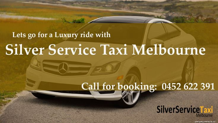 Want to make your rides #Luxury? Lets take a ride with #Silver #Service #Taxi #Melbourne and get #Affordable #Luxury rides For booking call us at 0452 622 391 or online Booking is at Book@silverservice24x7.com for more detail visit our site at www.silverservice24x7.com