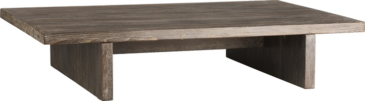 bakota table basse en bois de paulownia je les veux pinterest. Black Bedroom Furniture Sets. Home Design Ideas