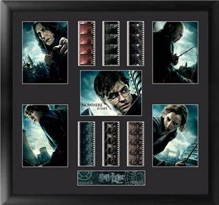 Harry Potter 7 (S2) Montage 20 X 19 Film Cell Numbered Limited Edition COA @ niftywarehouse.com #NiftyWarehouse #Geek #Fun #Entertainment #Products