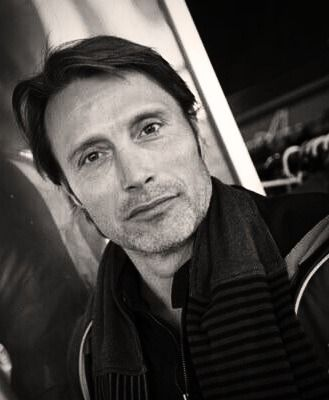 mads mikkelsen | Tumblr on We Heart It http://weheartit.com/entry/75886660/via/anes77  ❤