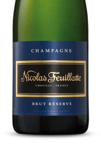 brut rserve von champagne nicolas feuillatte aus frankreich gnstig online kaufen bei vicampo bestellen sie jetzt ab 12 flaschen versandkostenfrei - Kchen Mit Weien Schrnken Und Arbeitsplatten Aus Granit