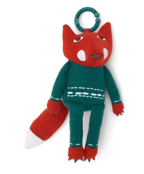 Donna Wilson Fox - Chime Travel Toy