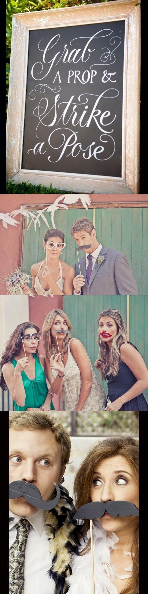 DIY Wedding #Photobooth