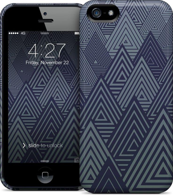 Indigo Forest iPhone Case - Nuvango  - 3